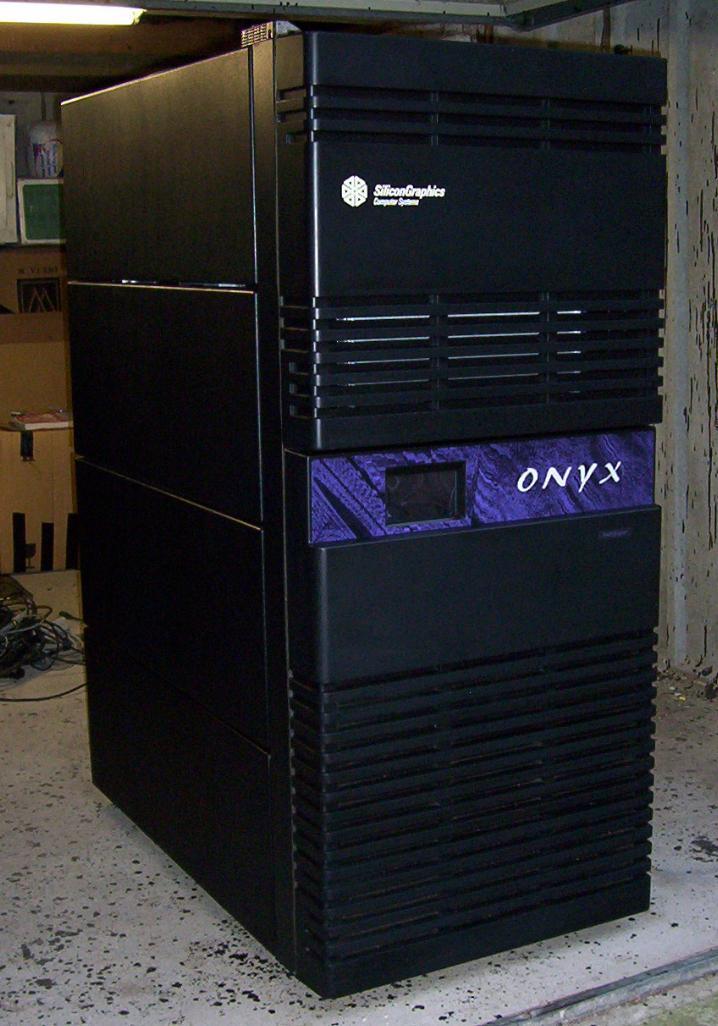 Ian S Sgi Depot Challenge Onyx Systems